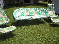 1960s Patio Furniture I Am On The Hunt For An Old Wire Patio Chair Like This One Our