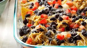 smoky chicken nachos recipe taste of home