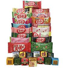 where to find japanese candy japanese kitkat 30 chocolate 24 different flavor japanese candy