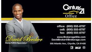 century 21 business cards real estate business cards photo