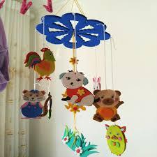 online shop cartoon kids diy handcraft wind chime lovely fruit