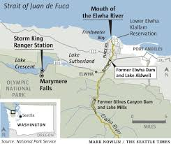National Parks Road Trip Map 99 Road Trip Soothing Sights On Olympic Peninsula The Seattle