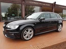 audi a3 2 0 tdi service intervals used audi a3 hatchback 2 0 tdi s line sportback 5dr in caerphilly