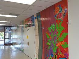 wall graphics murals by sign o vation omaha sign company school wall graphics