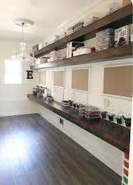 Craft Room Office - best 25 craft room shelves ideas on pinterest craft shelves