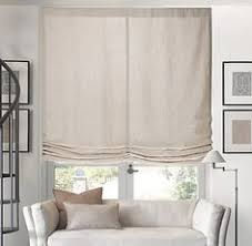 Roman Shade Hardware Kits - these are my favorite kind of roman shades simple and elegant