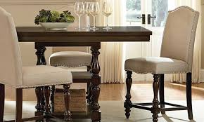 High Dining Room Tables And Chairs by Sabrina Black Counter Dining Set Throughout Height Room Table