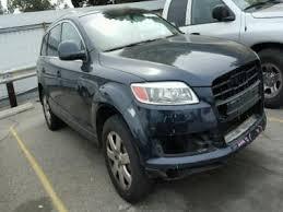 2007 audi q7 sale used 2007 audi q7 3 6 qua car for sale at auctionexport