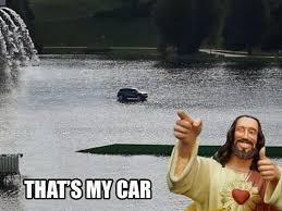 Buddy Christ Meme - comm 663 digital religion reading memes in an internet public the