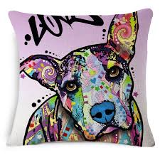 Decorative Dog Pillows Aliexpress Com Buy 2015 New Dog Cushion Covers Cheap Decorative