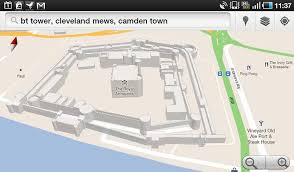 Google Maps For Android Photos London Paris And New York Get 3d Google Maps Treatment On