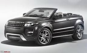 land rover ranch range rover evoque cabriolet team bhp