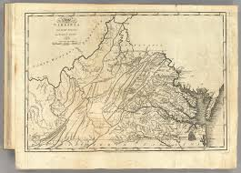 Maps Of Virginia by Maps