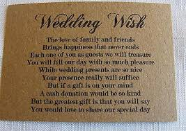 wedding gift poems wedding gift poem for dollars imbusy for