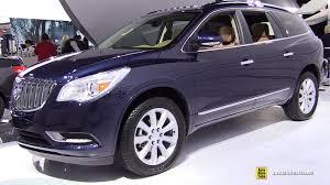 Buick Enclave 2013 Interior 2015 Buick Enclave Exterior And Interior Walkaround 2015