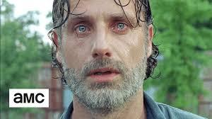 Walking Dead Meme Rick Crying - hearts still beating review live chat walking dead season 7a finale