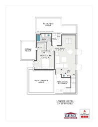 floor plans gen 3 homes