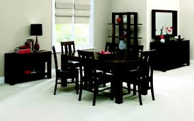 walnut dining room chairs lyon walnut dining table living room decoration