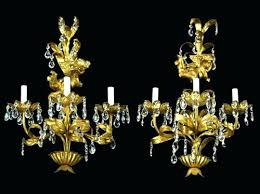 Plug In Crystal Chandelier Sconce Pier One Wall Sconce Chandelier Mural Wall Sconce With