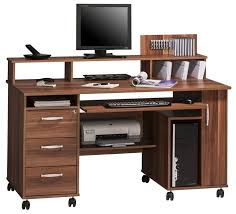 Office Desk With Wheels 18 Best Office Desks With Wheels Portable Or Mobile Furniture