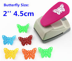 butterfly punch design save effort shaper craft punch
