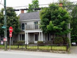 for sale 230 year old fixer upper straddling u s canada border