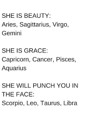 Zodiac Memes - by the zodiac signs pinteres