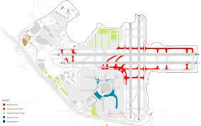 San Francisco Terminal Map by Master Planning U0026 Strategy Landrum U0026 Brown Master Planning
