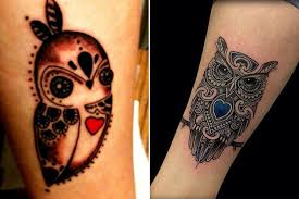 owl tattoo meaning protection wild and crazy with these animal tattoos