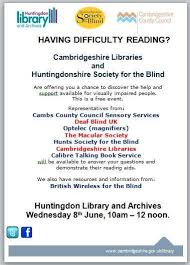 Aids For The Blind Uk Makeanoiseinlibraries Hashtag On Twitter