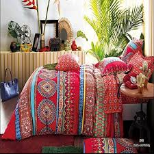 Bohemian Style Comforters Bohemian Bedding Boho Chic Deco Mandala Queen King Full