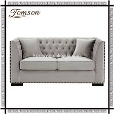 Tufted Fabric Sofa by List Manufacturers Of Nailhead Sofa Buy Nailhead Sofa Get