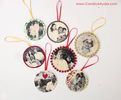 Wood Christmas Ornament Diy Tutorial How To Transfer Pictures To Wood To Create Ornaments