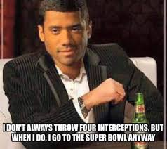 Russell Wilson Memes - russell wilson dos equis super bowl xlix meme sports unbiased