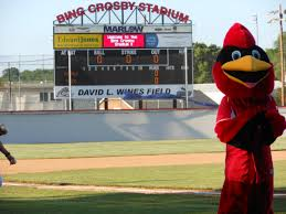 Virginia Bing Images by Bing Crosby Stadium Front Royal Cardinals Baseball