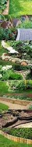 how to install brick edging gardens garden edging and bricks