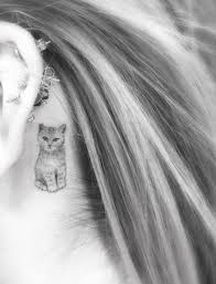 40 amazing the ear tattoos for tattooblend