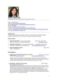 Example Of Resume In English 20 Example Of Resume With Work Experience Formato De Curriculum