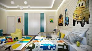 Disney Cars Home Decor Disney Pixar Cars Wall Mural Interior Design Ideas