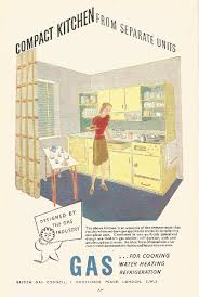 1940s Kitchen Design Kitchens U2013 1940s 20th Century Home