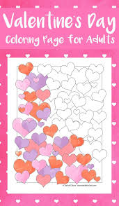 valentines hearts coloring pages heart roses source