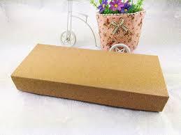diy handmade gift boxes 29x12 3x4cm bigger kraft paper gift box