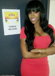 what type of hair does porsha stewart wear porsha williams trainer reveals her weight loss secrets daily