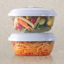 foodsaver lunch u0026 leftover containers 2pk