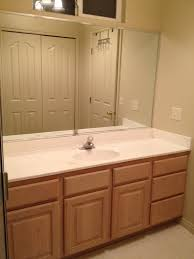 bathroom remodel vanity mirrors for oval contemporary frameless