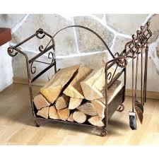 etagere pour vernis dandibo etagère bois de cheminée avec ustensiles pour cheminée art