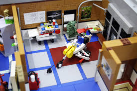 Lego Headquarters Ecto 2 By Orion Pax Ghostbusters Lego Gallery