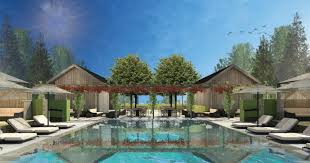 swimming at meadowood napa valley lodging luxury resort napa