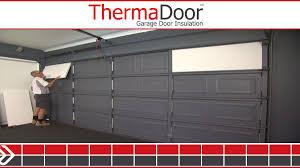 Insulating Garage Door Diy by Garage Doors Diy Garage Door Insulation Easy Way To Save Money
