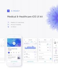 medical u0026 healthcare ios ui kit m project contains more than 50